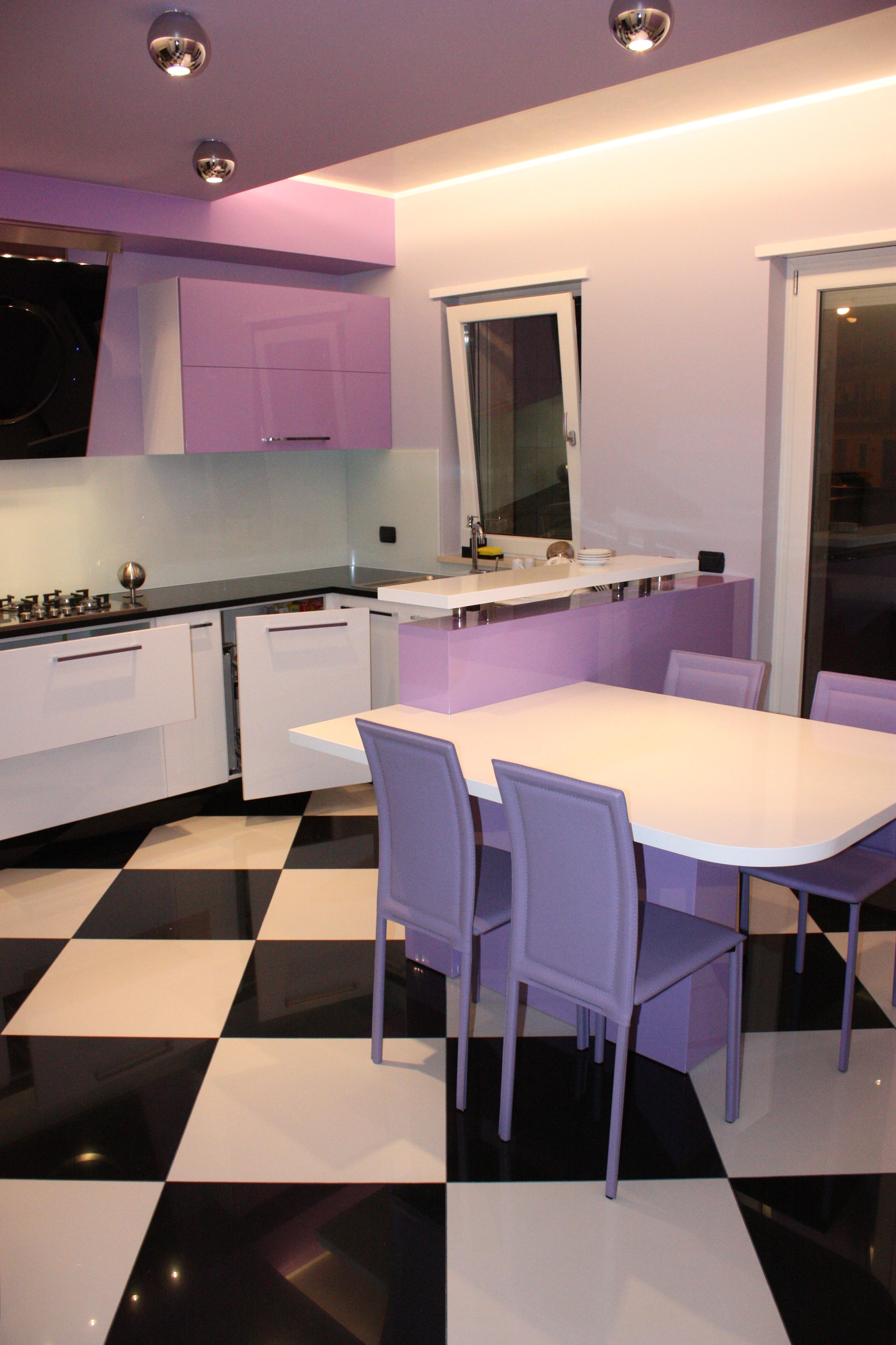 Cucina su misura napoli napoli campania abitazioni for Piano snack cucina