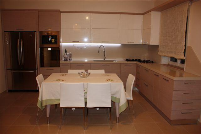 Beautiful Cucina Rovere Sbiancato E Bianco Ideas - Orna.info ...