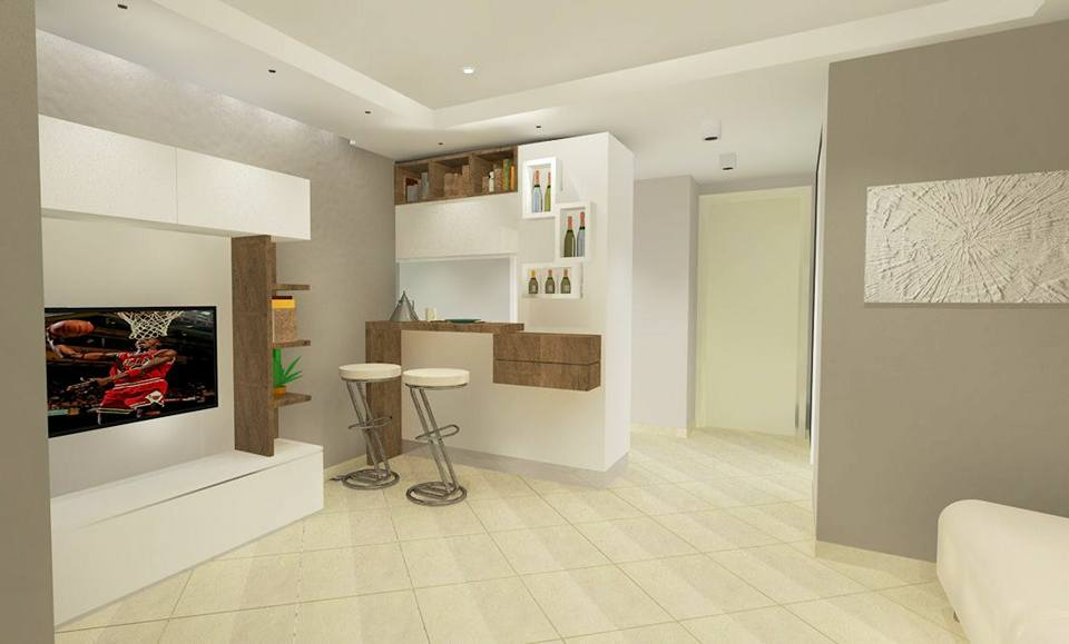 Render arredi per privati render for Pilz arredo